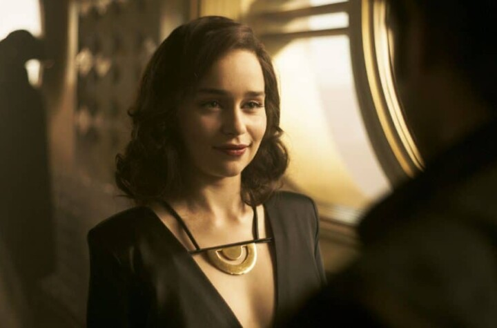 Star Wars Emilia Clarke has ideas for the QiRa series