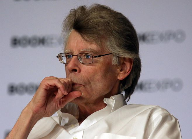 Stephen King reveals the horror movie he couldn't finish