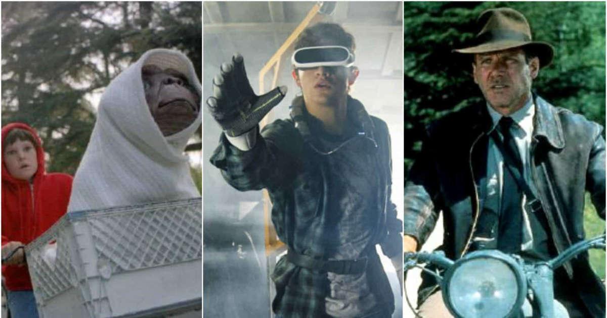 Steven Spielberg: ¡las principales películas del gran director!
