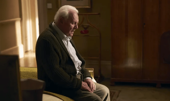 Superb Anthony Hopkins in an excruciatingly heartbreaking movie