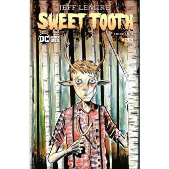'Sweet Tooth: The Deer Boy', the new Netflix series, is based on a comic that seems to mix Bambi with an apocalypse