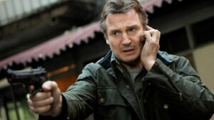 Taken Liam Neeson finally arrives on Netflix with the famous