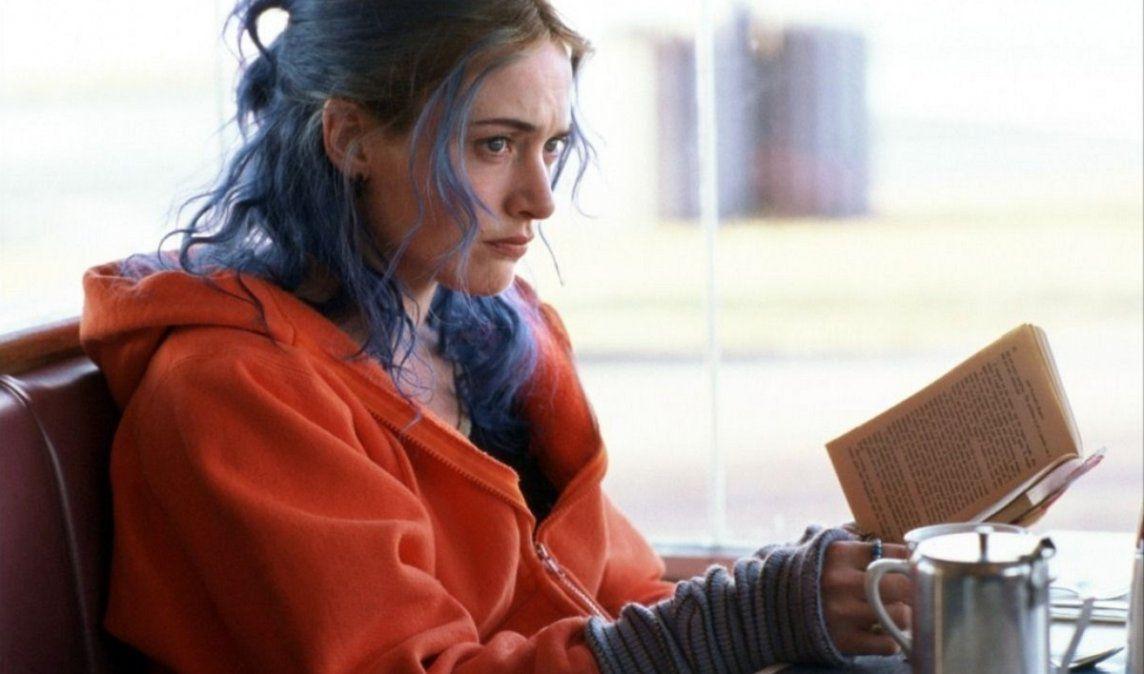 Kate Winslet en Eternal Sunshine of the Spotless Mind