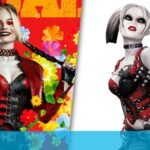 The Batman: Arkham saga inspired the look of Harley Quinn in the new the Suicide Squad
