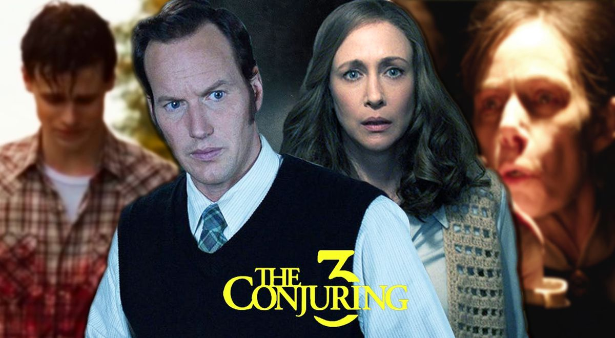 The Conjuring 3, criticism: another file without a soul that gives more sleep than fear