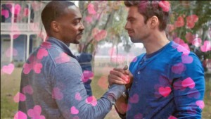 The Falcon and the Winter Soldier: ask to cancel Anthony Mackie for statements about the romance between Sam and Buki