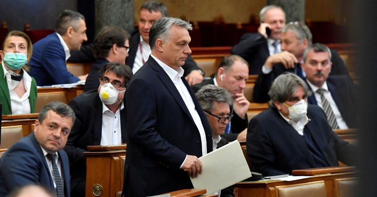 The Hungarian parliament banned talking about homosexuality in schools and