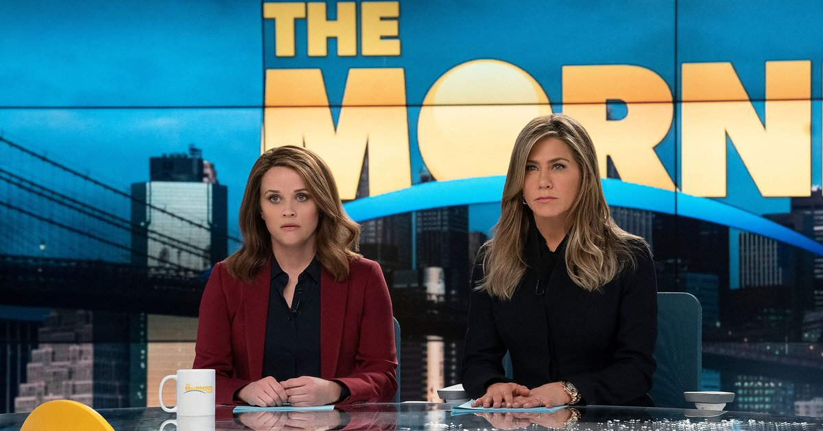 """""""The Morning Show"""": first trailer and release date of the second season"""