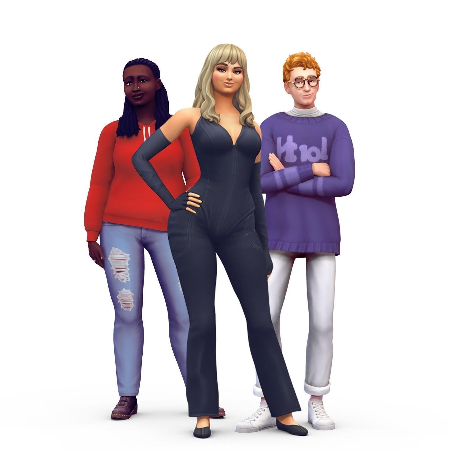 The Sims Sessions music festival has already started
