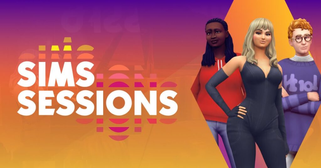 Sims Sessions 2