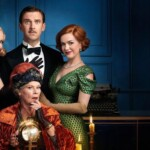 The Spirit has fun on Canal +: what is this fantastic comedy with Judi Dench and Dan Stevens?