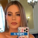 The change of Sofía Vergara that caused surprise in social networks