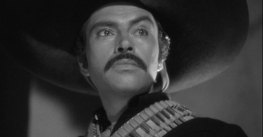 The cursed film of Pedro Armendariz with John Wayne and