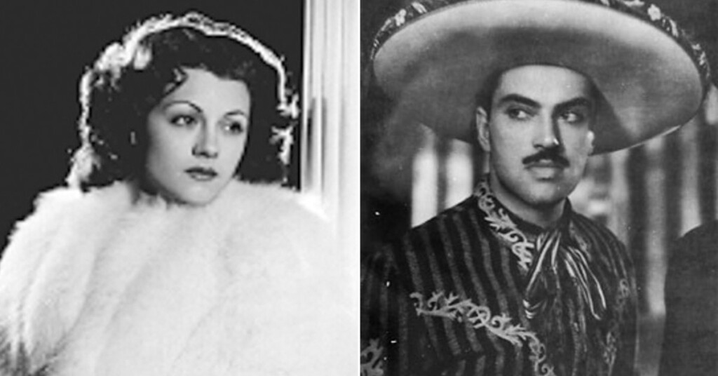 The day they left Pedro Armendariz star of the Golden