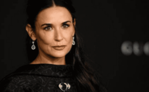 The difficult life of the daughter of Demi Moore and