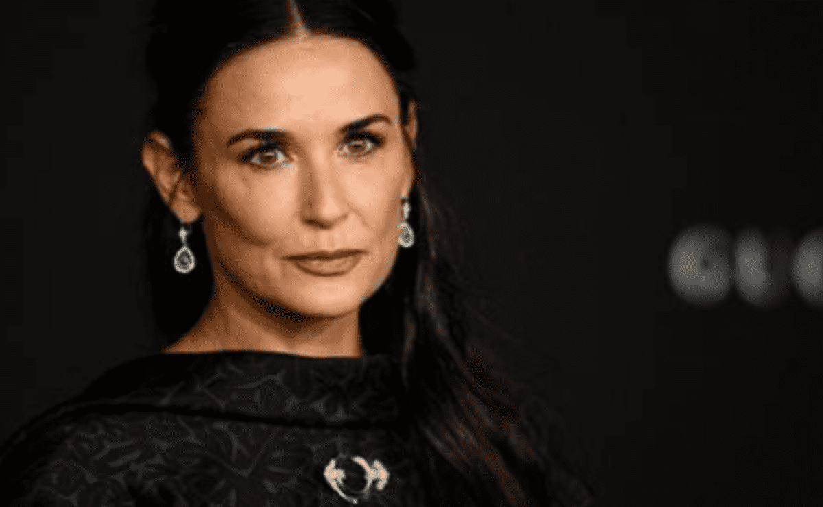 The difficult life of the daughter of Demi Moore and Bruce Willis when facing body dysmorphia