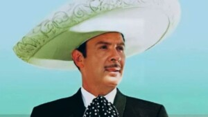 The film for which Antonio Aguilar and Flor Silvestre were nominated for an OSCAR