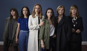 The filming of Intimidad a new Spanish Netflix series with