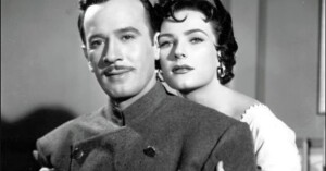 The heavy joke that Pedro Infante played on Miroslava and