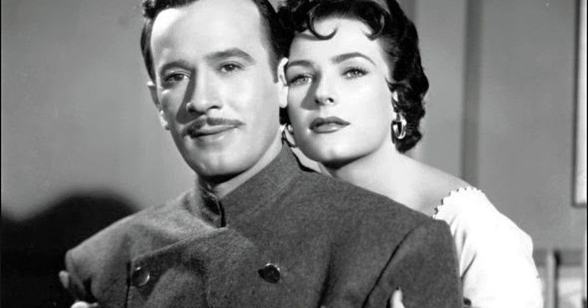 The heavy joke that Pedro Infante played on Miroslava and was immortalized in a movie