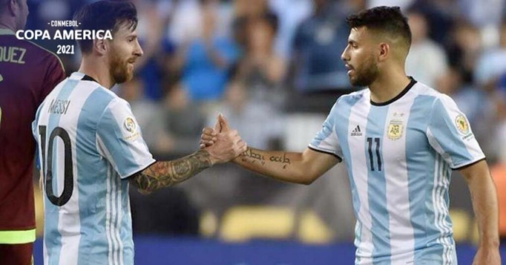 The money appears to broadcast the Copa America football on