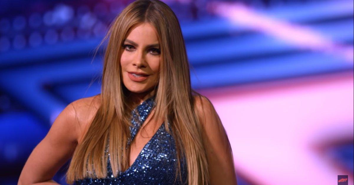 The practical joke played on Sofía Vergara in America's Got Talent