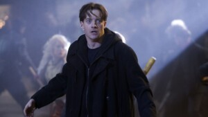 The radical physical change of Brendan Fraser to play a man of 272 kilos