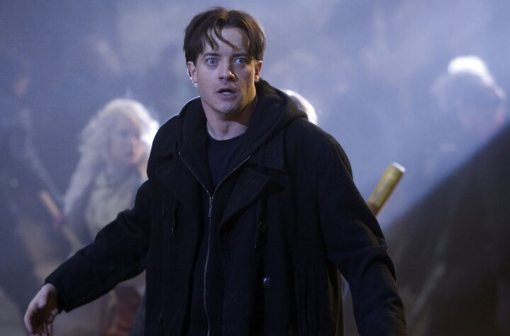 The radical physical change of Brendan Fraser to play a