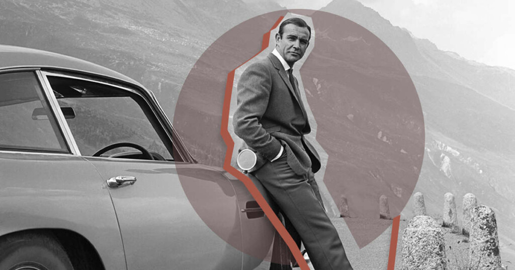 The story of the first James Bond which is not.img