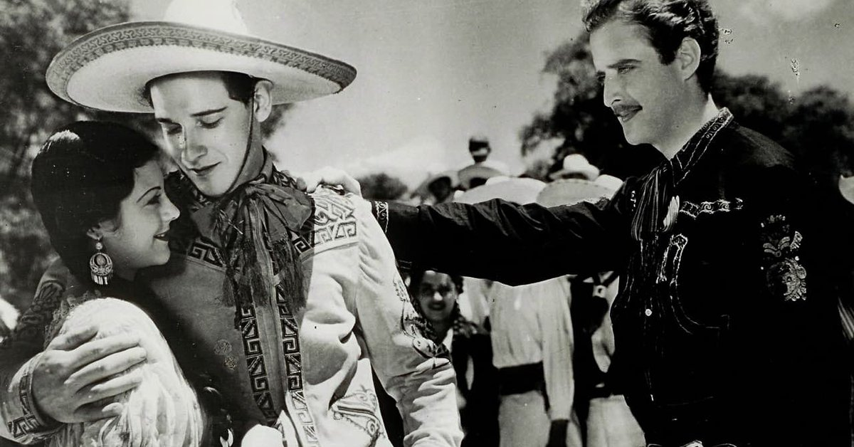 There on the big ranch: the movie that marked the beginning of the Golden Age