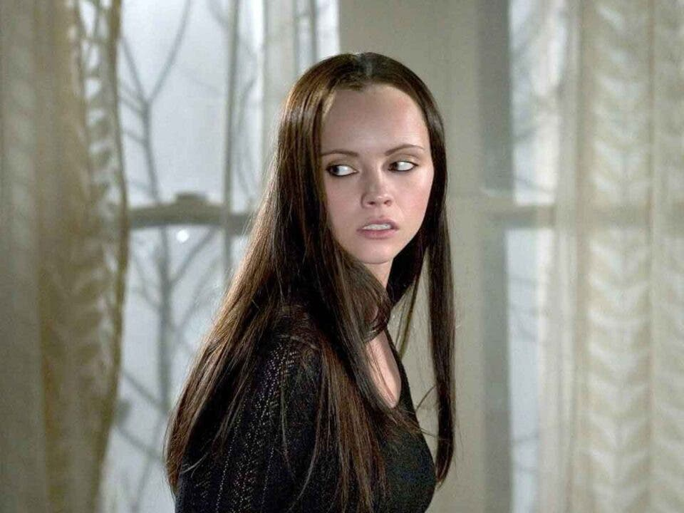 Christina Ricci and the Matrix 4