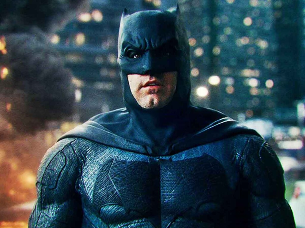 This is how Ben Affleck wants to return as Batman