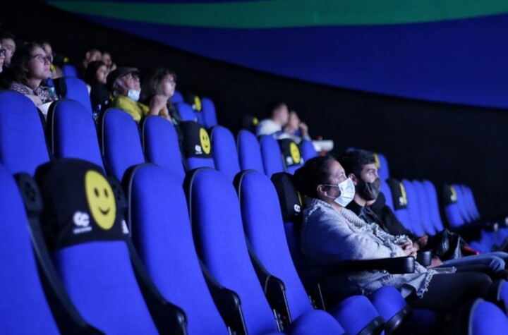 This is how Cine Colombia has fared in its reopening