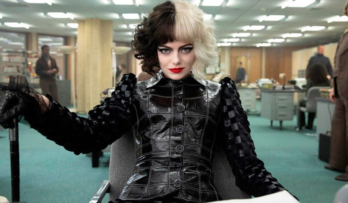 This is how Emma Stone created her Cruella laugh