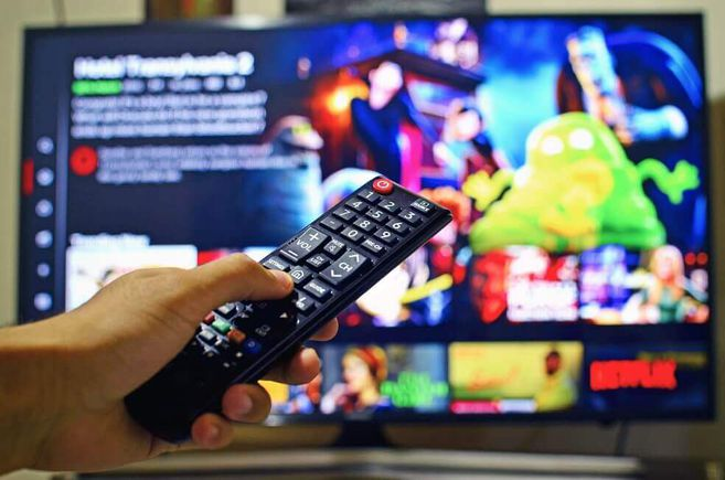 This is the carbon footprint generated by watching series and movies via streaming