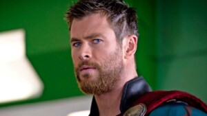 'Thor: Love and Thunder': Chris Hemsworth celebrates the end of filming with this behind-the-scenes photo with Taika Waititi