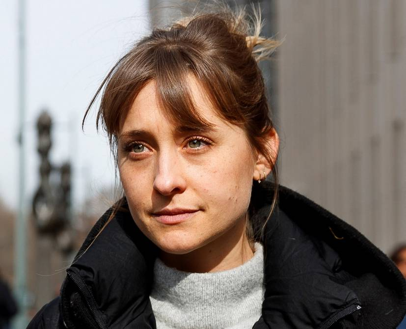 Three years in prison for Allison Mack actress of Smallville