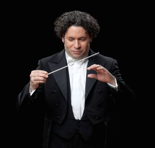 "Tickets for Gustavo Dudamel's recitals in Burgos, on sale at 10 euros to ""facilitate universal access to music"" - Burgos News | - Diario Digital de Burgos - Information, News and Actuality"