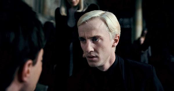Tom Felton Wants to Play Draco Malfoy Again in a New Harry Potter Movie | Tomatazos