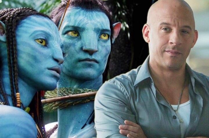Vin Diesel fuels rumors of an appearance in Avatar sequels