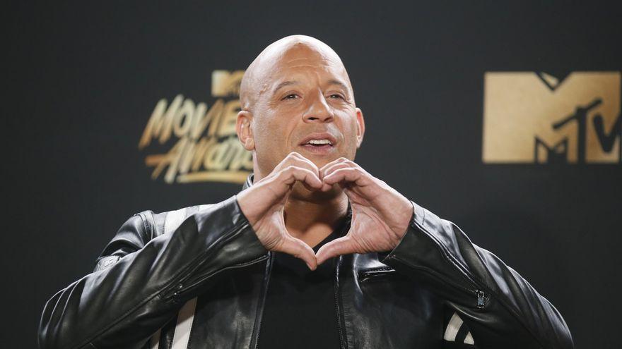 Vin Diesel new signing for the saga Avatar