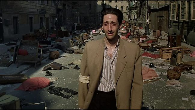 What became of Adrien Brody from moving the world with