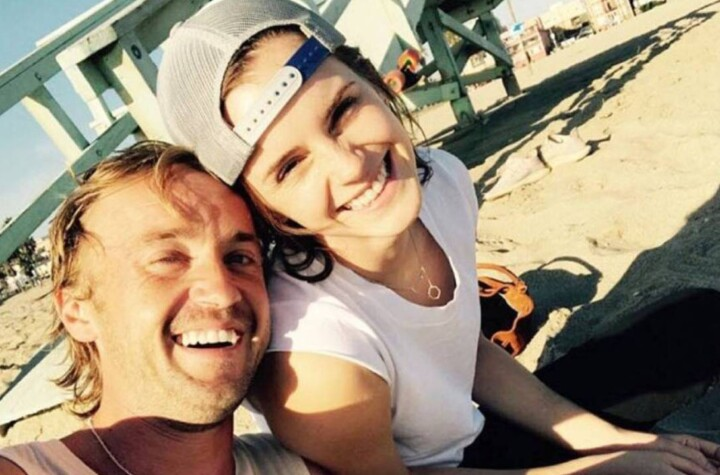 What happened between Emma Watson and Tom Felton The special