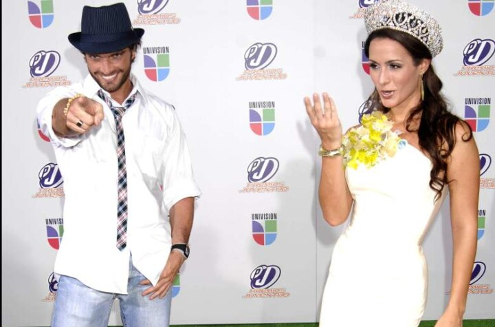 When was the second season of Nuestra Belleza Latina