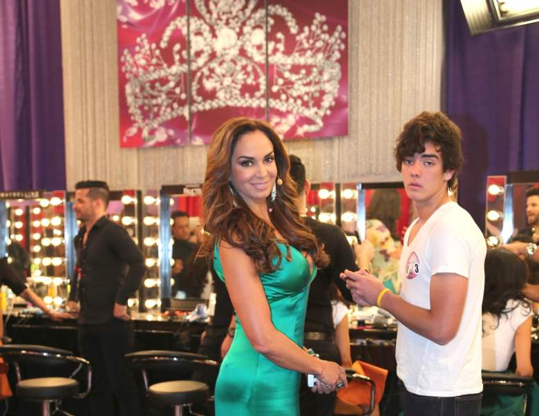 Who were the judges for the third season of Nuestra Belleza Latina?