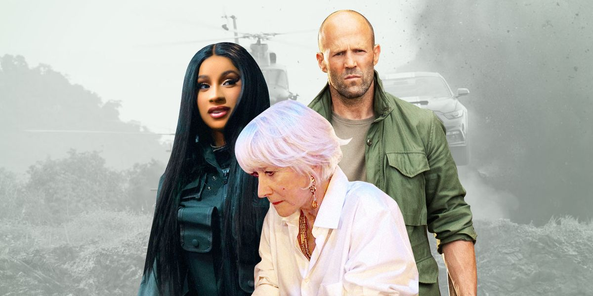 Why Cari B and Helen Mirren's F9 Cameos is a fast and furious female movie