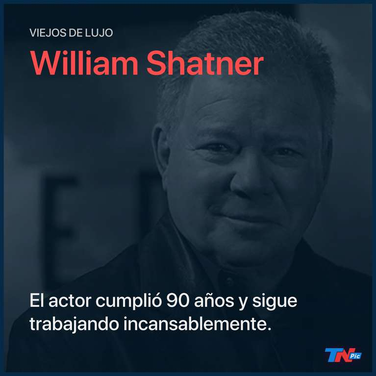 William Shatner a stainless hero