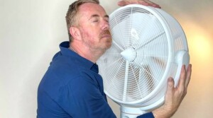Williwaw fan is expensive but it blows new air