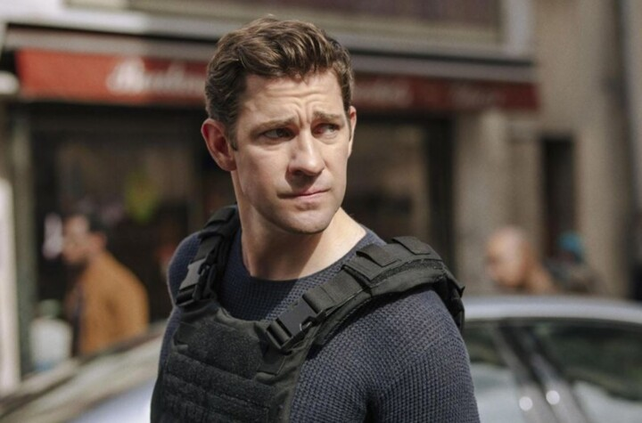 Without a noise The Office Jack Ryan 3 films and