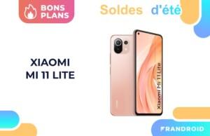 Xiaomi Mi 11 Lite this recent smartphone is already cheaper